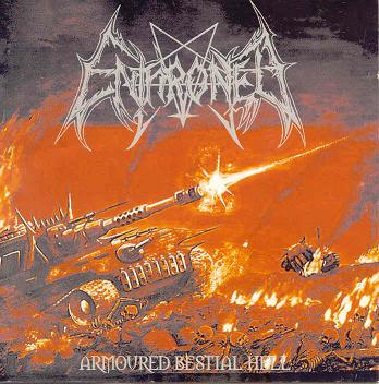 Enthroned - Armoured Bestial Hell