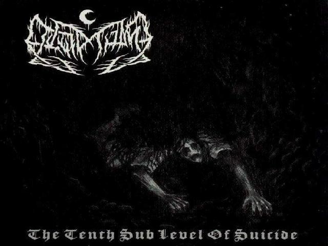 Leviathan (US) - The Tenth Sub Level Of Suicide