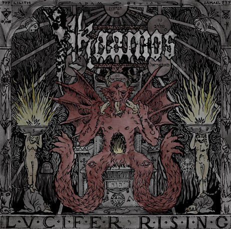 Kaamos - Lucifer Rising