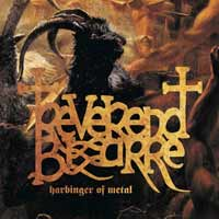 Reverend Bizarre - Harbinger Of Metal