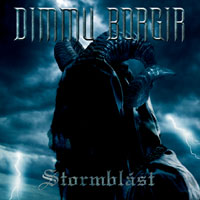 Dimmu Borgir - Stormblast (réedition)