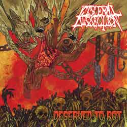 Visceral Dissection - Deserved To Rot