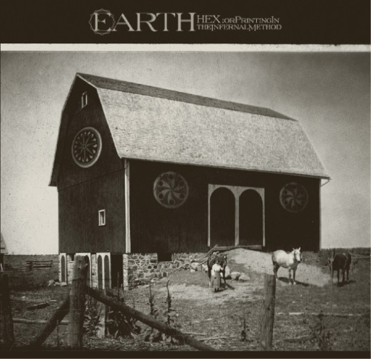 Earth - HEX(or Printing in the Infernal Method